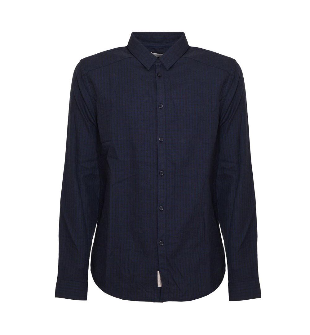 CALVIN KLEIN JEANS カルバンクラインジーンズ メンズシャツ/ブラウス MおよびLサイズ J3IJ300766