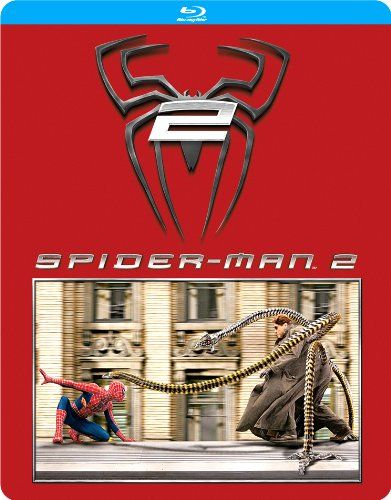 【Amazon.co.jp限定】スパイダーマン2 スチールブック仕様[SteelBook] [Blu-ray]
