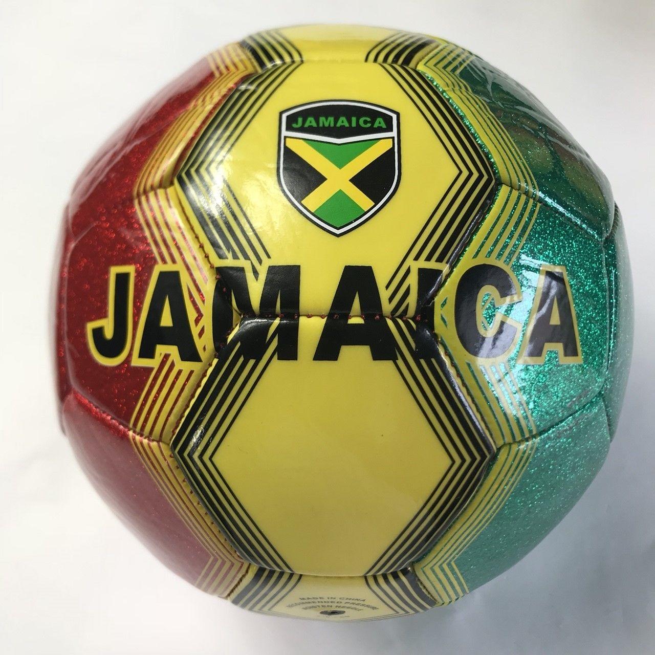 ジャマイカ直輸入!JAMAICAサッカーボール(小)