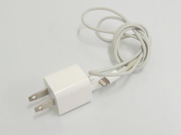 G0418C-C Apple 純正 iphone ipod 対応 充電器 USED美品 Lightning ケーブル  USB 中古 CP