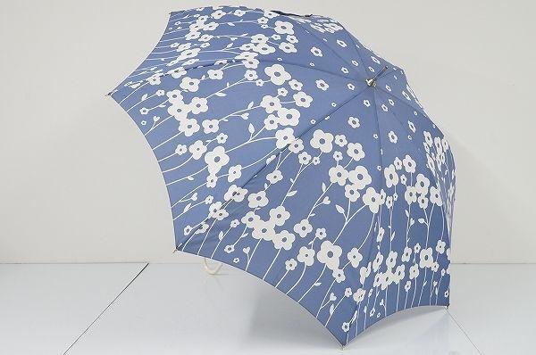 B0810 w.p.c ワールドパーティー 傘 USED美品 フラワー 55cm 中古ブランド