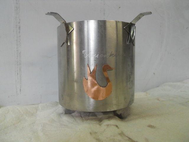 固形燃料使用焼肉コンロ