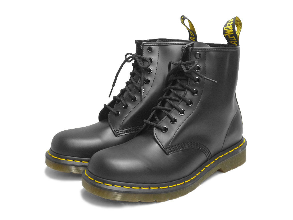 DR.MARTENS 8ホールブーツ 1460 BLK