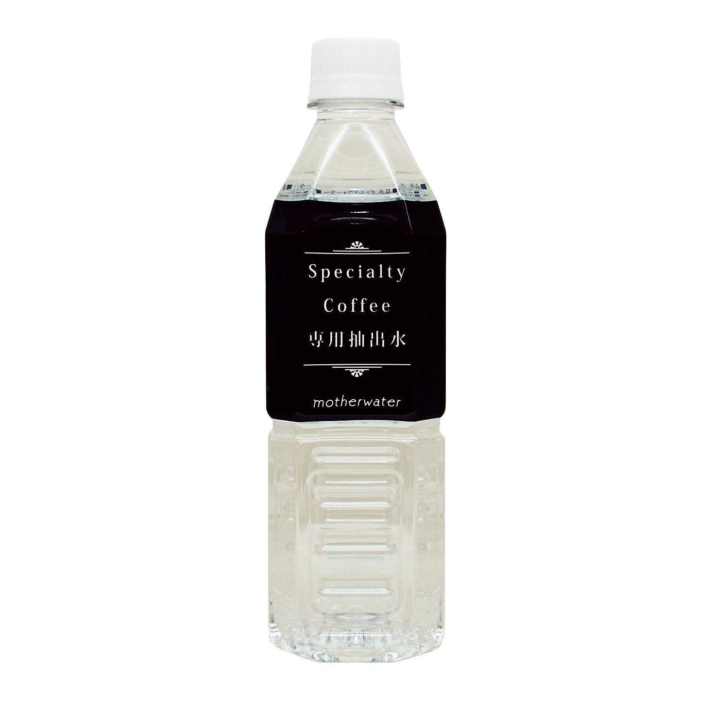 SPECIALTY COFFEE BREWING WATER 500ml / スペシャルティコーヒー専用抽出水 500ml