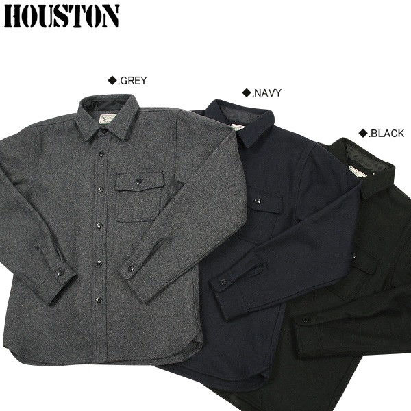 HOUSTON CPO SHIRTS [ 40119 ]