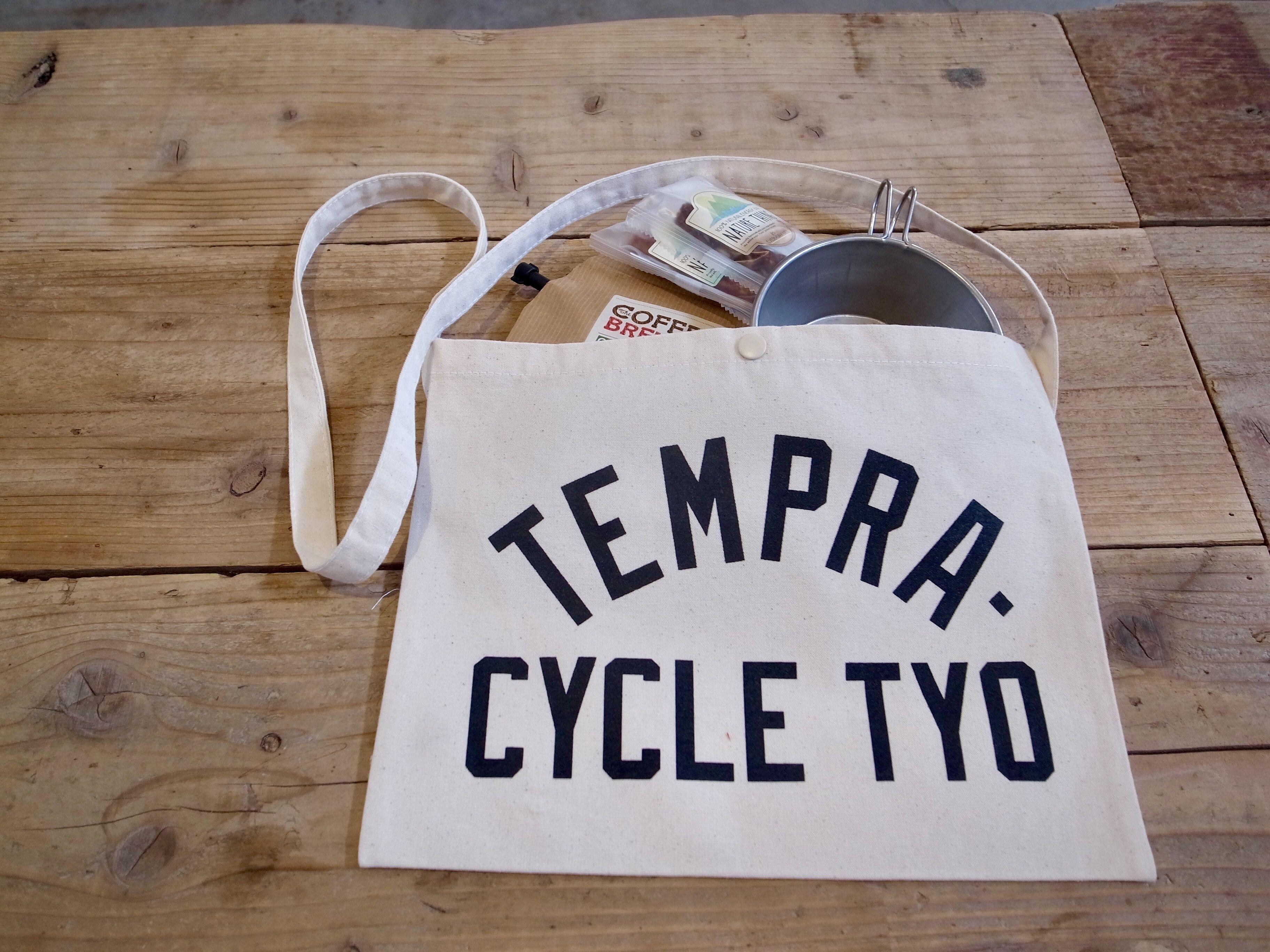 TEMPRA CYCLE TYO サコッシュ
