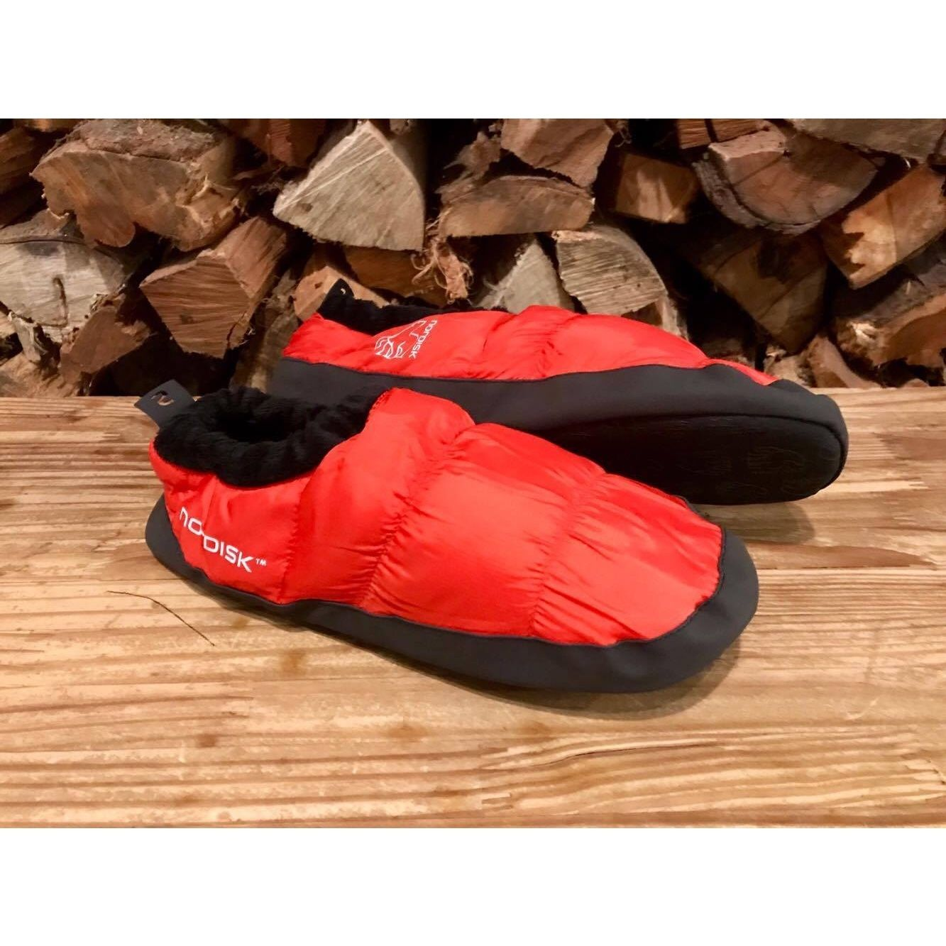 Mos Down Shoes【Ribbon Red】