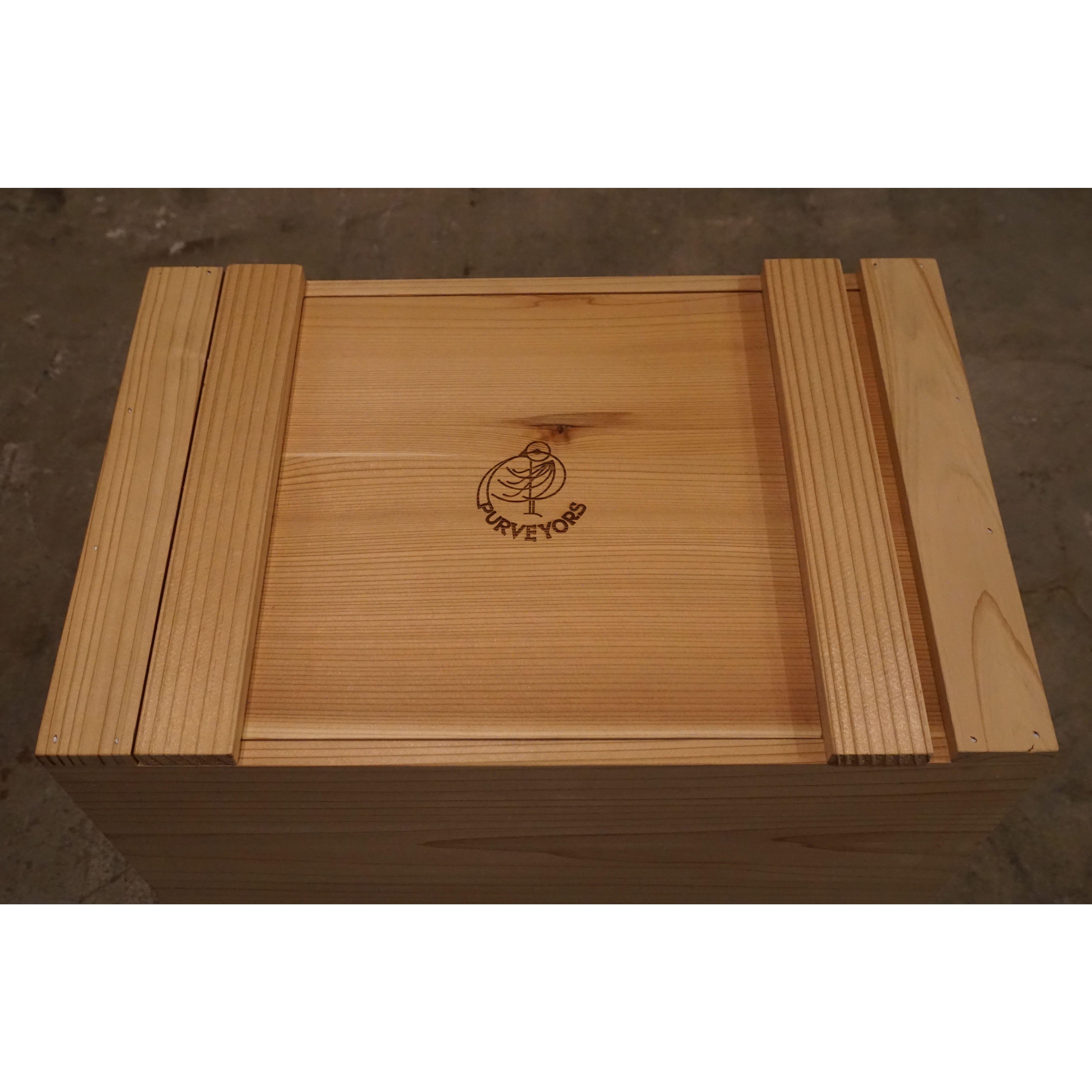 松野屋×Purveyors 小深型