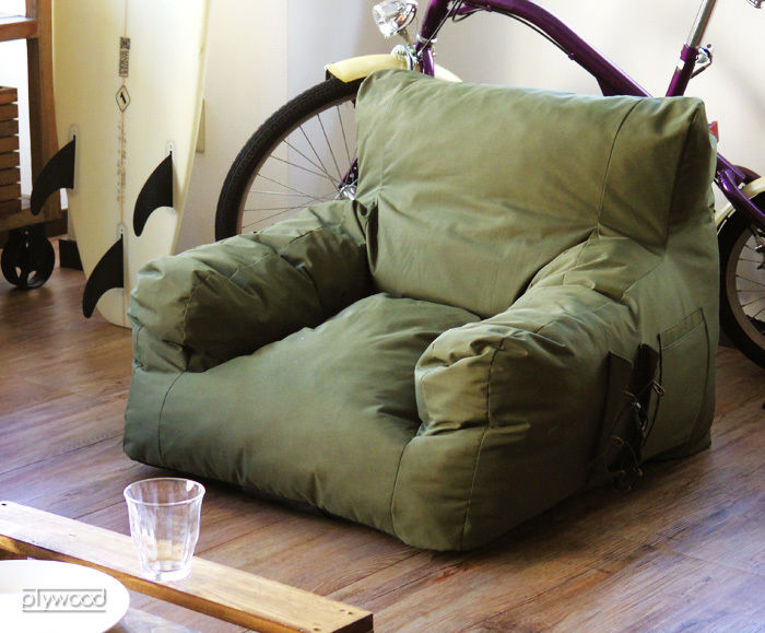 Compression Garden Sofa,Khaki