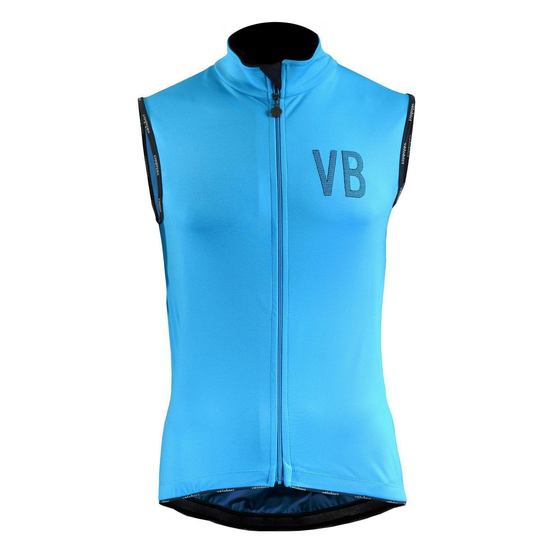 Velobici Alfie Gilet Blue Mens&Womens / ヴェロビチ アルフィ ジレ Blue メンズ&レディース(VB-261-BL,266)