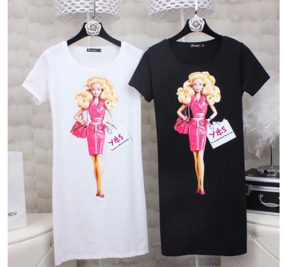 Y&S バービーTシャツ
