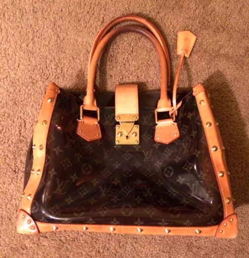Louis Vuitton - レディース bag USED 正規品 [USから速達配送料金込]