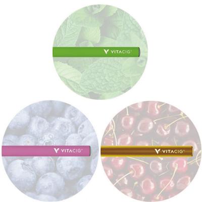 [正規品]  VITACIG ビタシグ 電子タバコ (ミント/ベリー/チェリー)