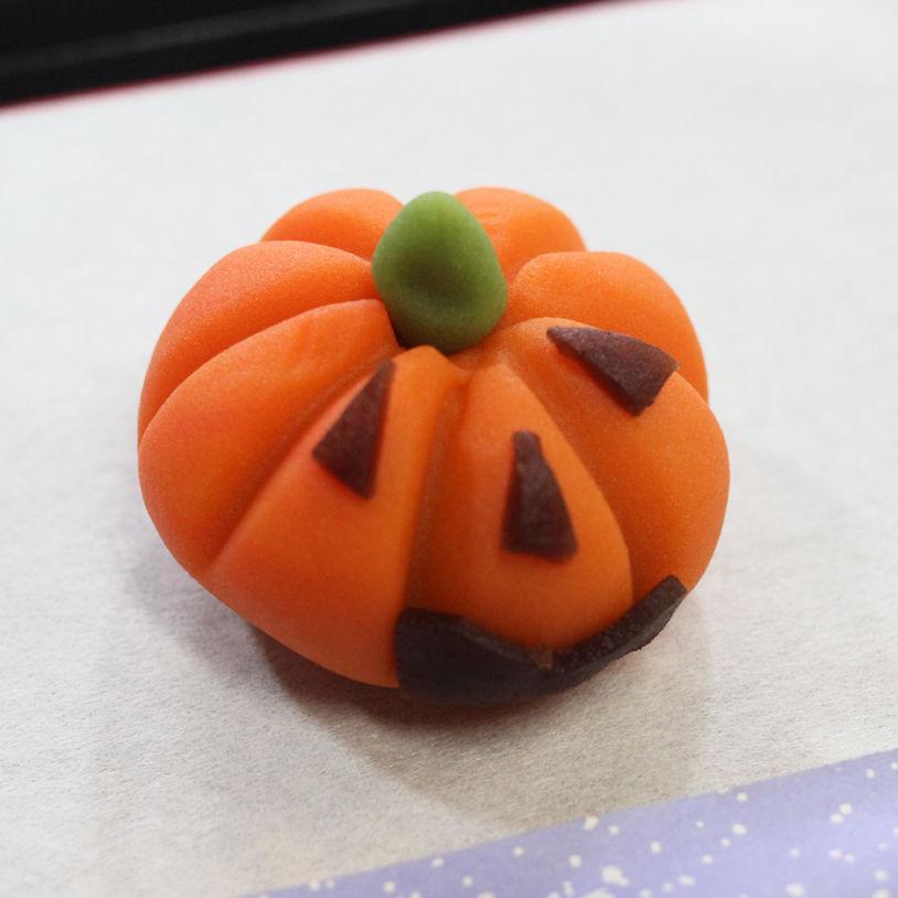 おうちで楽しむ ねりきり☆/基本セット ハロウィン+桔梗