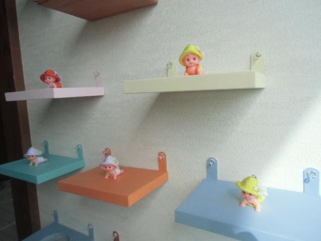 ウォールシェルフ 17cm 送料無料 おしゃれ インテリア 飾り棚 壁掛け 取り付け女性でも簡単