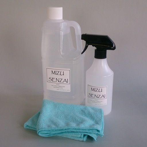 水洗剤(pH13.0) 2?ボトル スタートセット