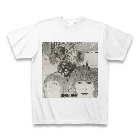「THE BEATLES」ロックTシャツver.3 WATERFALLオリジナル ※完全受注生産品 S / M / L / XL