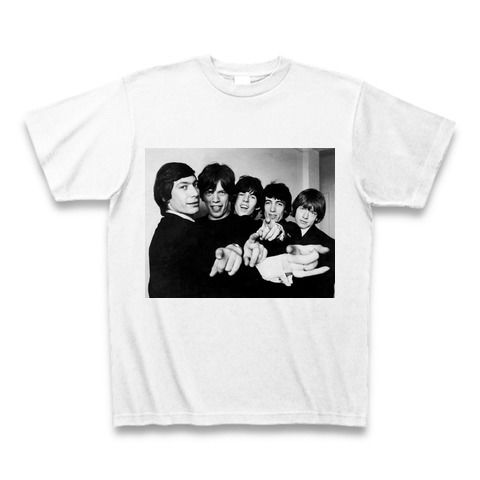 「THE ROLLING STONES」ロックTシャツ WATERFALLオリジナル ※完全受注生産品 S/M/L/XL