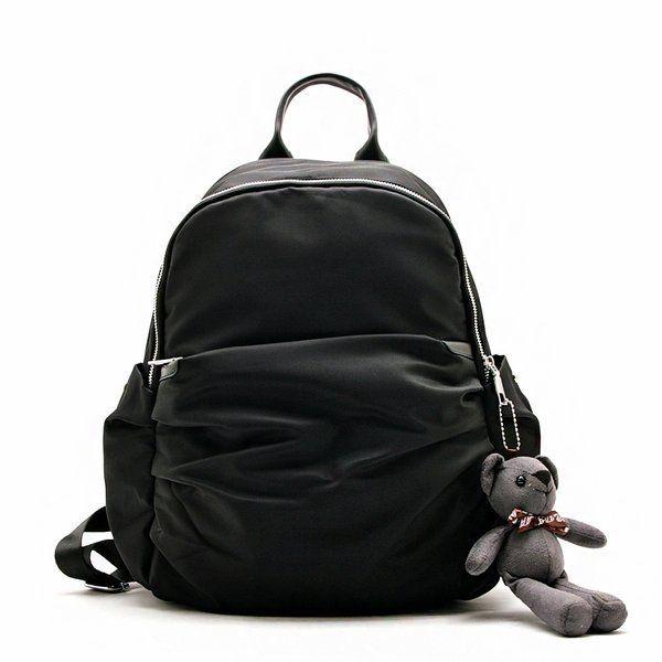 たっぷりサイズバックパック リュックruru-33