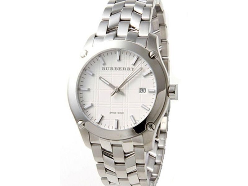 BU1852 メンズ クォーツ 日常生活防水BURBERRY バーバリー 腕時計 スイス製