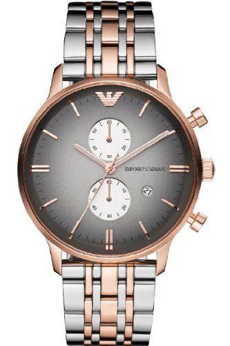 EMPORIO ARMANI(エンポリオアルマーニ)エンポリオアルマーニ AR1721 メンズ腕時計 Gianni