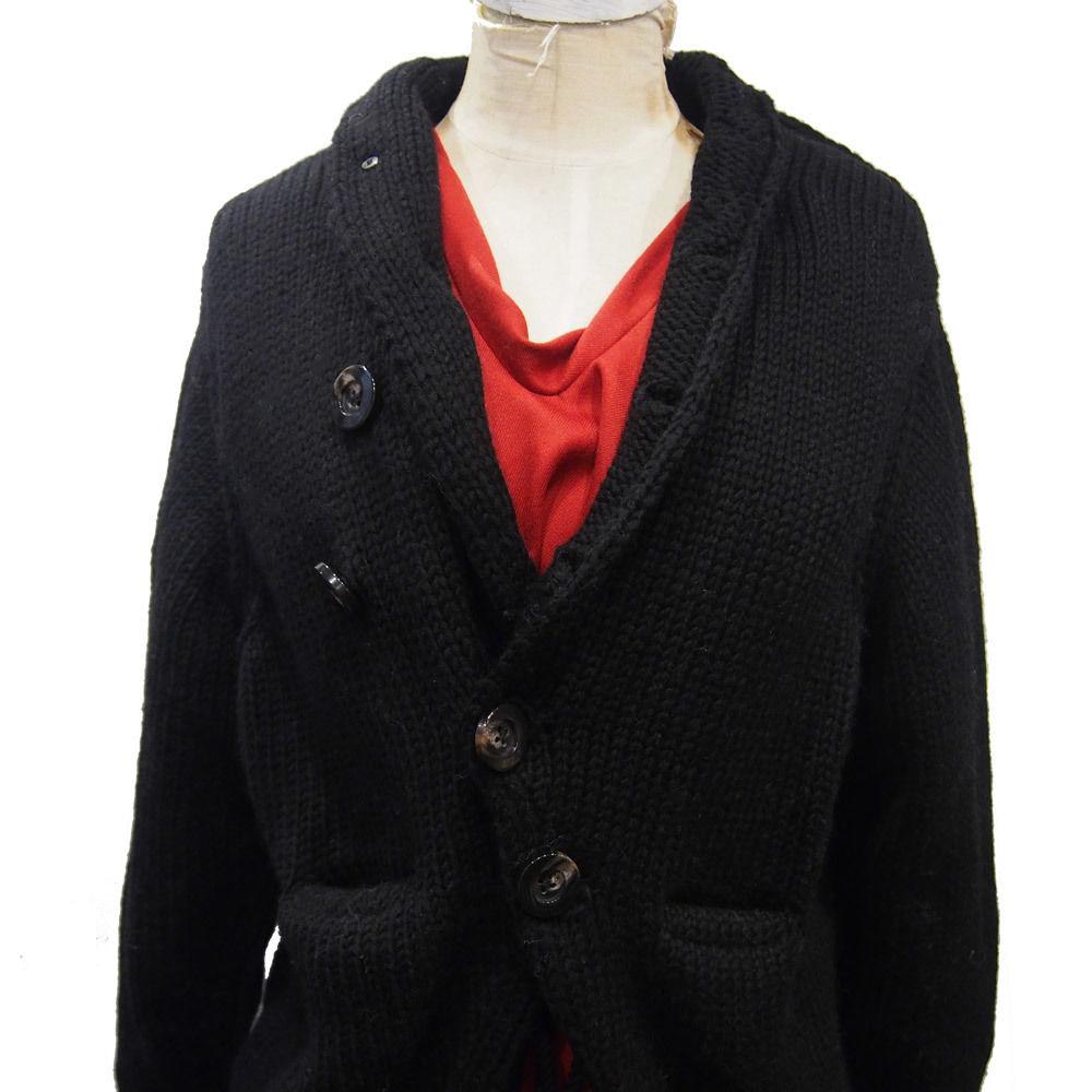 Ventriloquist ヴェントリロクィスト British knit jacket ブリティッシュニットジャケット