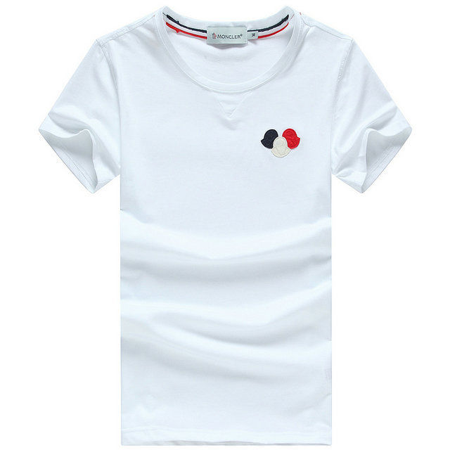 MONCLERTシャツ モンクレール半袖 高品質 3色 夏新作