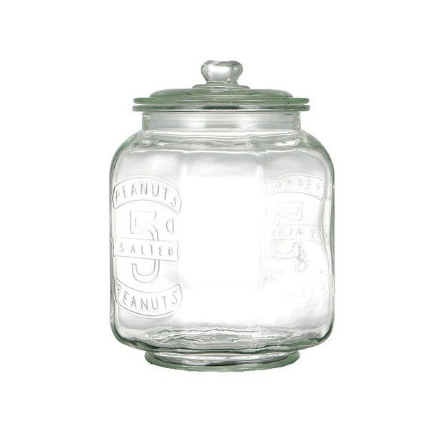 DULTON(ダルトン)GLASS COOKIE JAR