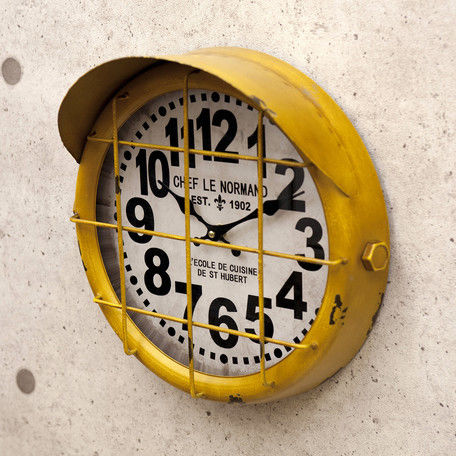 【壁掛時計】アンティーククロック [サブマリン]