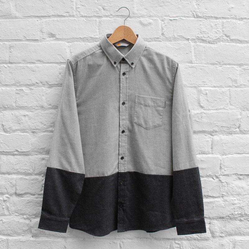 切り替えシャツ byカーハート