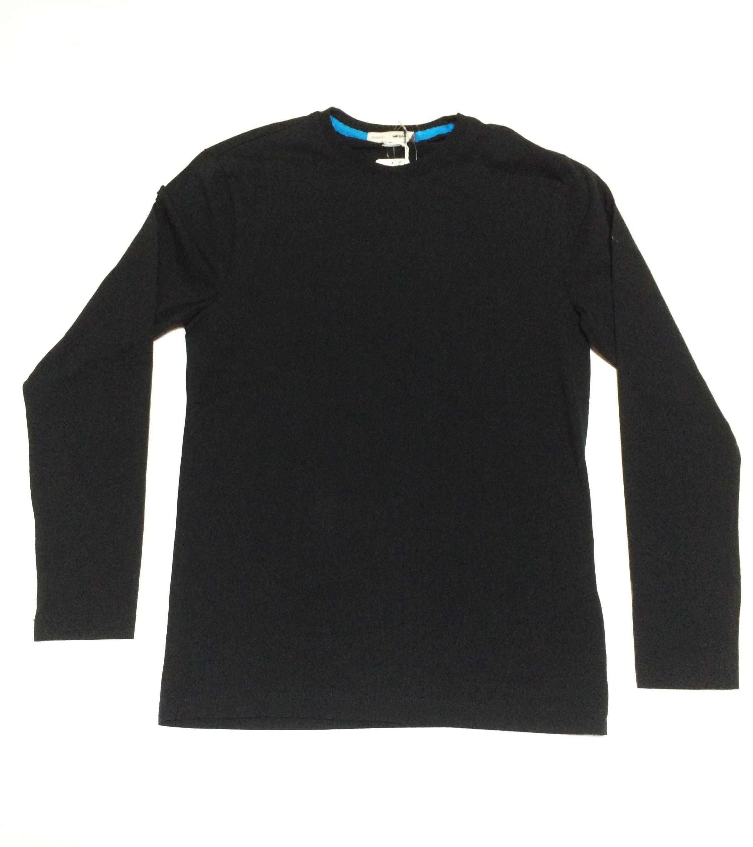 【XSサイズ】GAS/ガス メンズ長袖Tシャツ カットソー ロンT ワンポイント GAS ガス 長袖Tシャツ