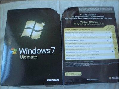 windows7  win7  英語版 32bit/64bit  繁体字中国語版