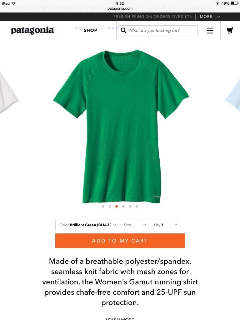 パタゴニア サームレス ウィメンズティシャツ