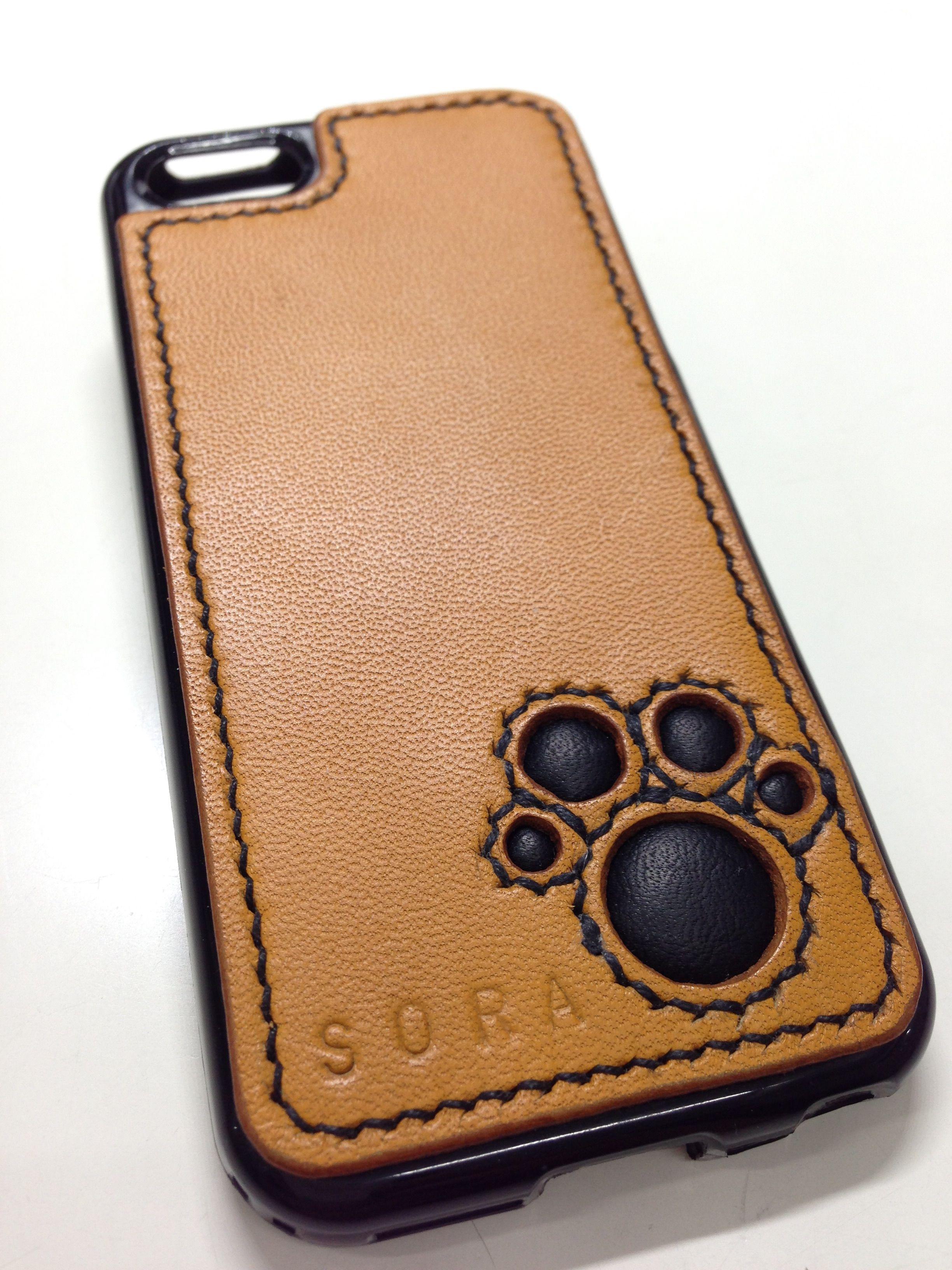 iPhone6カバーケース 愛犬・愛ネコネーム入れ