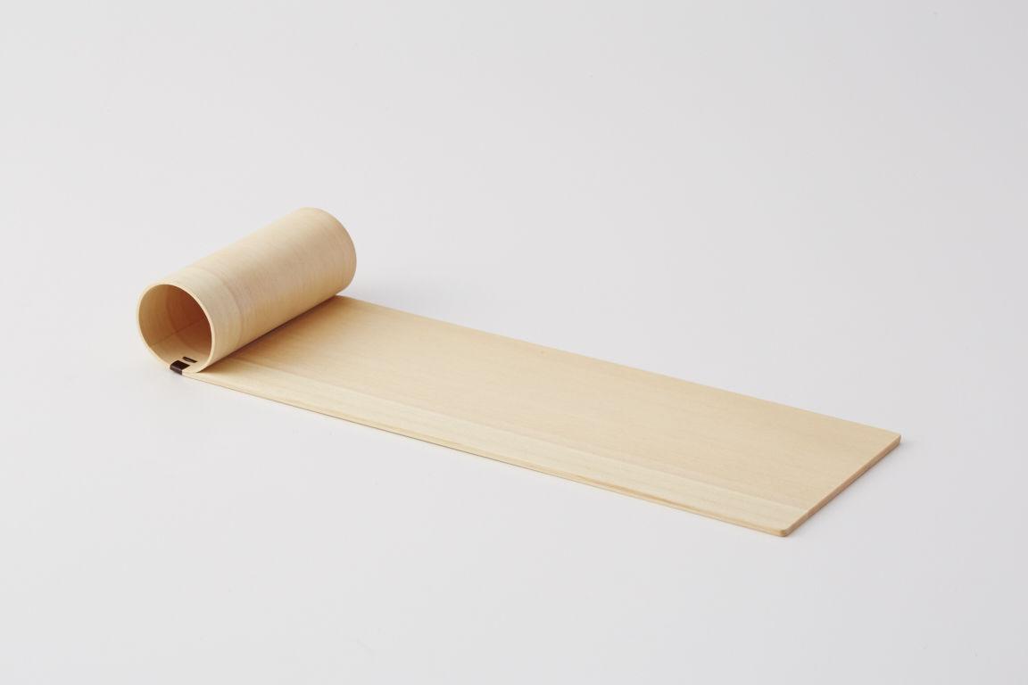 YOnoBI 木製プレート 999 L