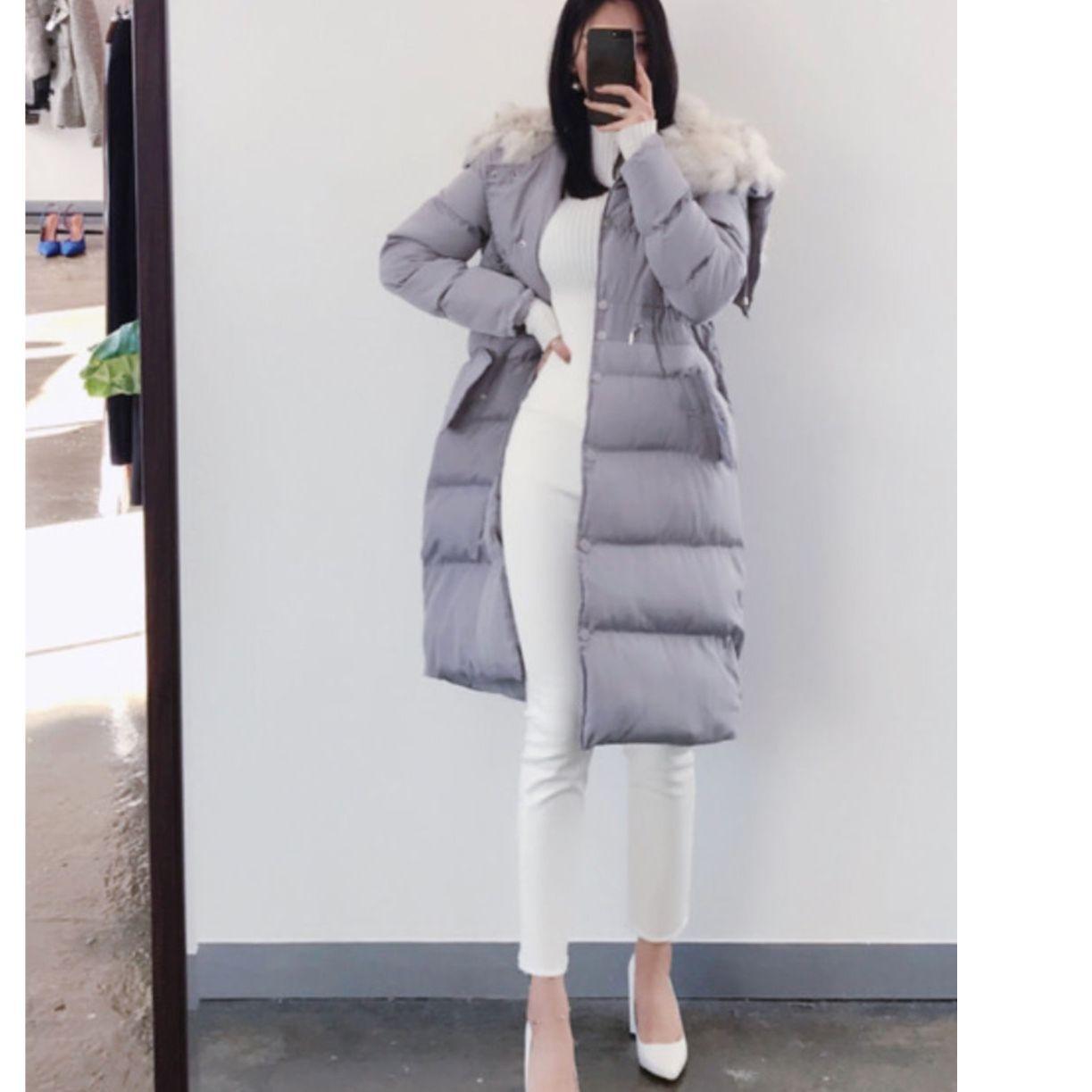 【12月9日までの限定価格!!】お顔映り華やかなREALフォックスファーフードコート【氷点下でも軽くて暖かい!】