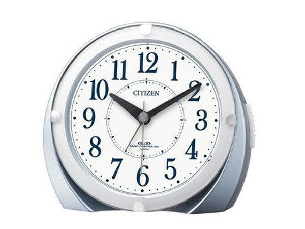 シチズン CITIZEN 電波目覚まし時計 ネムリーナマロンF 4RL431-N04