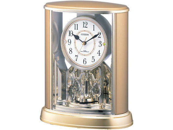 シチズン パルドリームR659 スタンダード置時計 4RY659-018