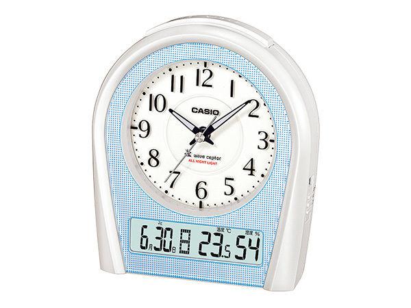 カシオ CASIO デスクトップクロック 電波 目覚まし時計 TTM-160NJ-8JF 国内正規