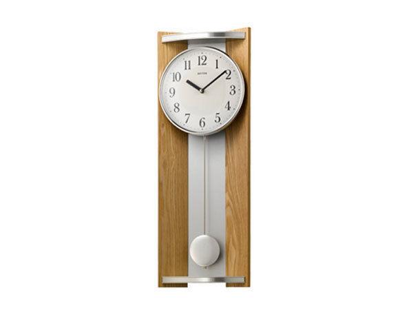 シチズン CITIZEN リズム時計製 掛け時計 モダンライフ M05 4MPA05RH07