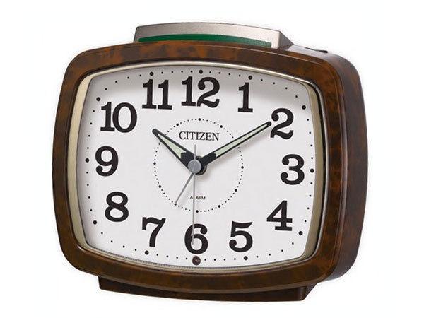 シチズン CITIZEN 目覚まし時計 サイレントミグR640 8RA640-023