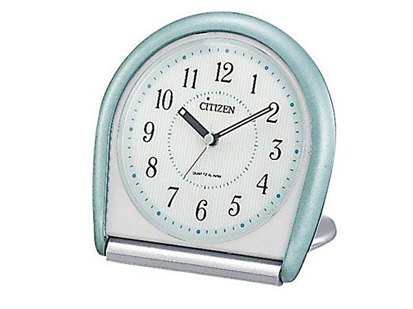 シチズン アブロード958 旅行携帯用 めざまし時計 4GE958-005