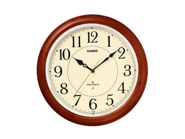 カシオ CASIO インテリアクロック 電波 壁掛け時計 IQ-1150NJ-5JF 国内正規
