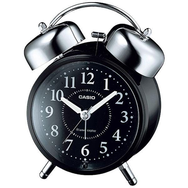カシオ CASIO インテリア 時計 置き時計 TQ-720J-1BJF 国内正規