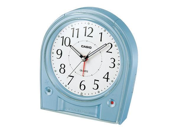 カシオ CASIO デスクトップクロック 電波 置き時計 TQ-580J-2JF 国内正規