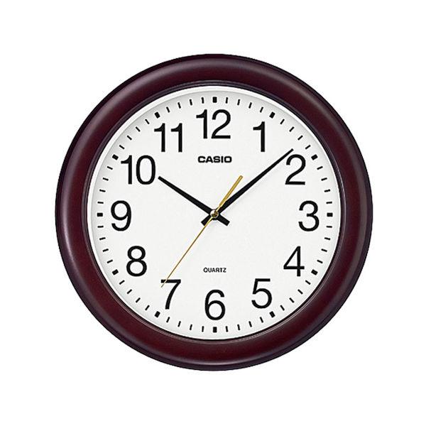 カシオ CASIO インテリア 時計 掛け時計 IQ-132-5JF 国内正規