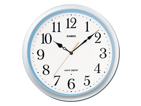 カシオ CASIO インテリアクロック 電波 壁掛け時計 IQ-480J-8JF 国内正規