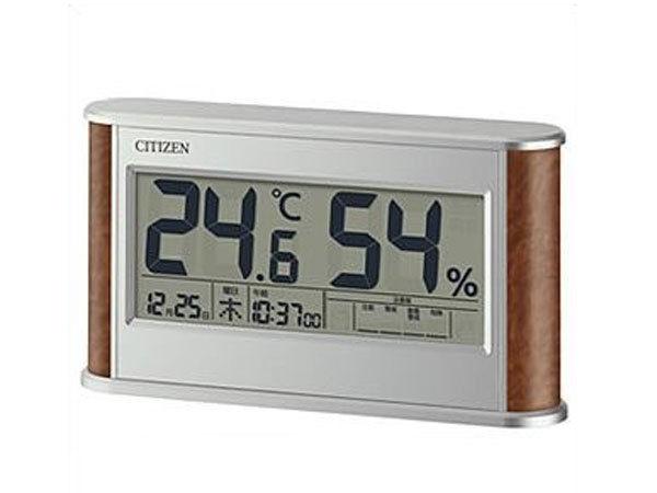 シチズン CITIZEN 高精度温湿度計 インフォームナビD210A 8RD210-A23