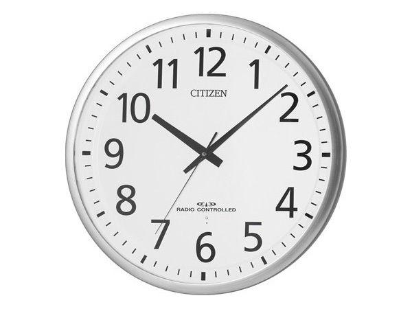 シチズン オフィスタイプ スペイシーM465 オフィスタイプ掛け時計 8MY465-019