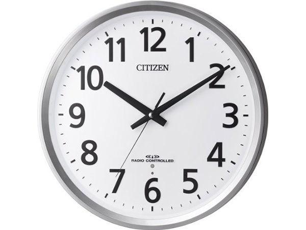 シチズン パルウェーブM475 オフィスタイプ掛け時計 8MY475-019